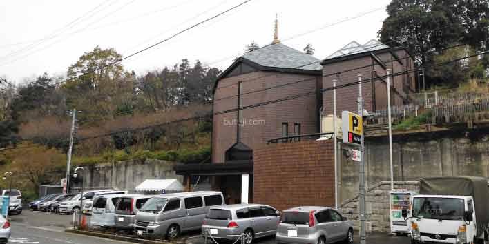 天照寺別院 つくし野八角堂-式場2階